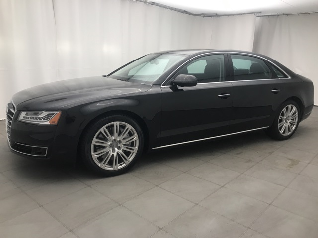 Pre-Owned 2015 Audi A8 L 4.0T