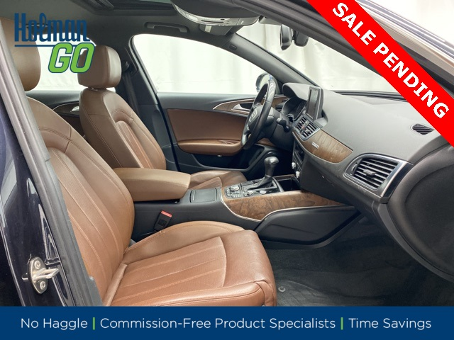 Pre-Owned 2012 Audi A6