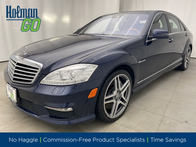 Pre-Owned 2013 Mercedes-Benz S-Class S 63 AMG®
